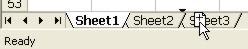Excel Worksheets: Copying Worksheets