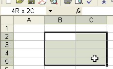 Excel Tips: Selected range example