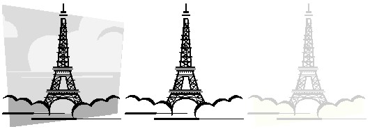 Microsoft Word ClipArt: Color example
