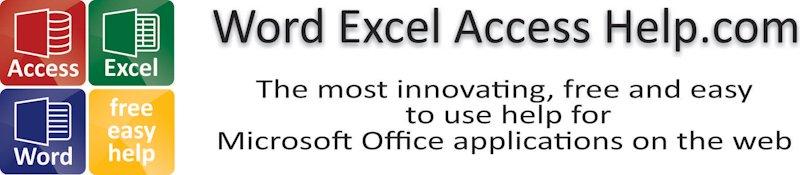word-excel-access-help.com logo